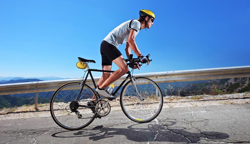 Ron Verweij Inuteq fiets