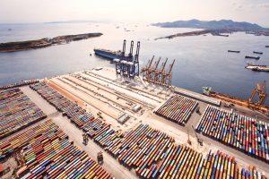 zaken doen internationaal haven